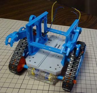 カムプログラムロボット画像